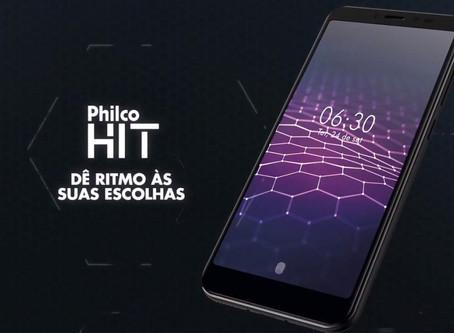 Philco lança celular Hit PCS01 no Brasil com 4 GB de RAM por R$999
