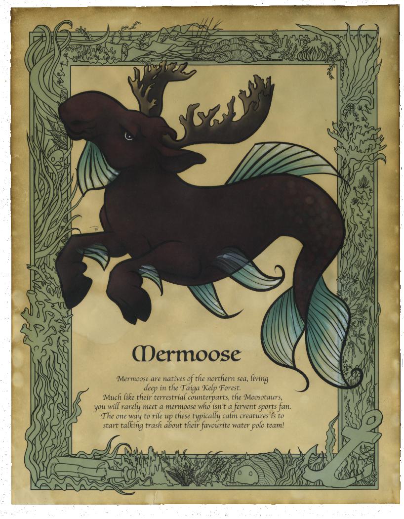 mermoose