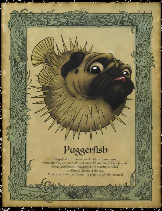 Puggerfish
