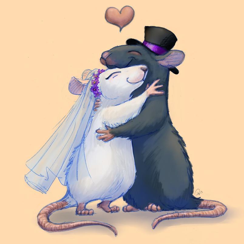 Rat Wedding
