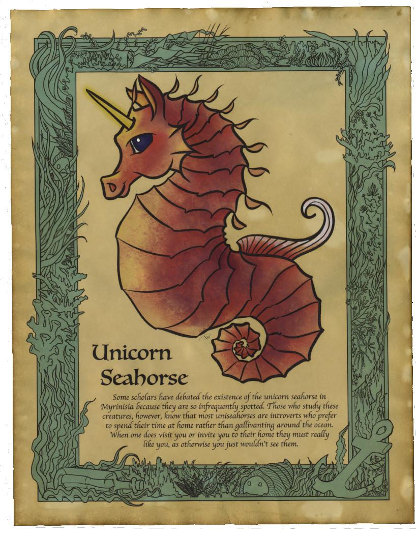 uniseahorse