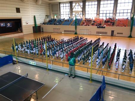 ⚾︎東日本大会開会式⚾︎