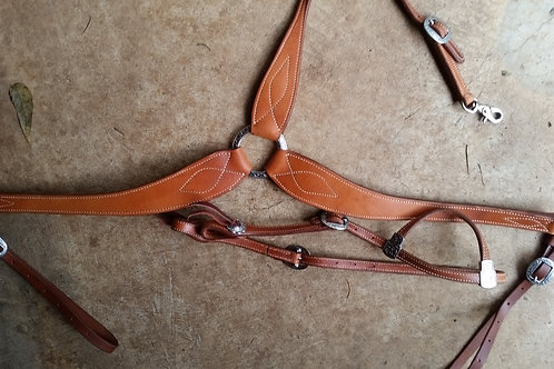 Breast Collar & Bridle Sets
