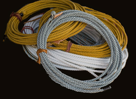 "4 Strand 3/8 or 5/16"" Poly Rope"
