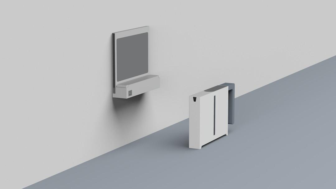 keyshot radiator animation-Camera 8-Came