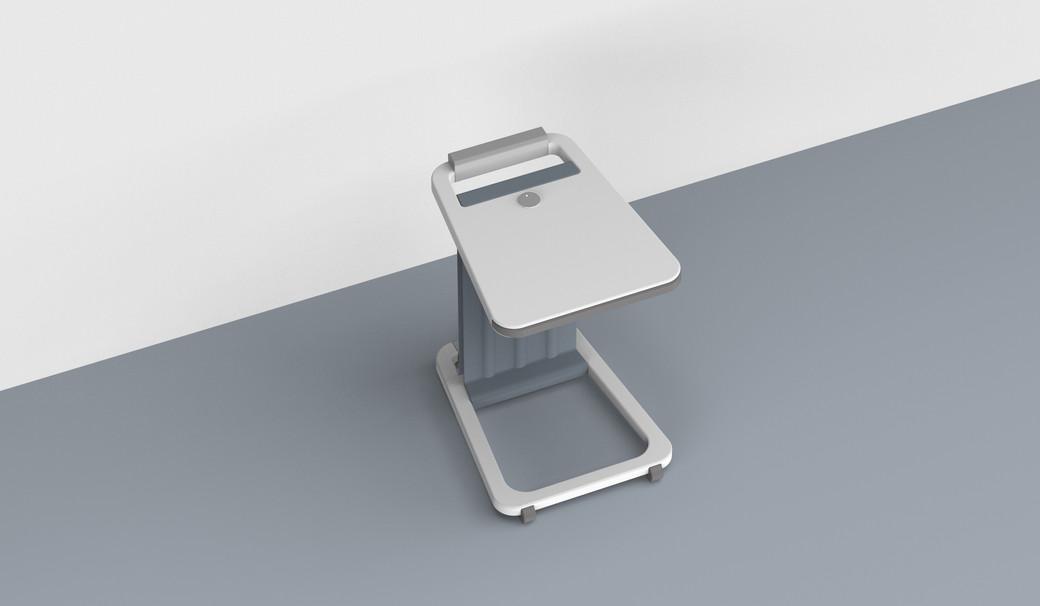 keyshot all for imeges-radiator stand 2.