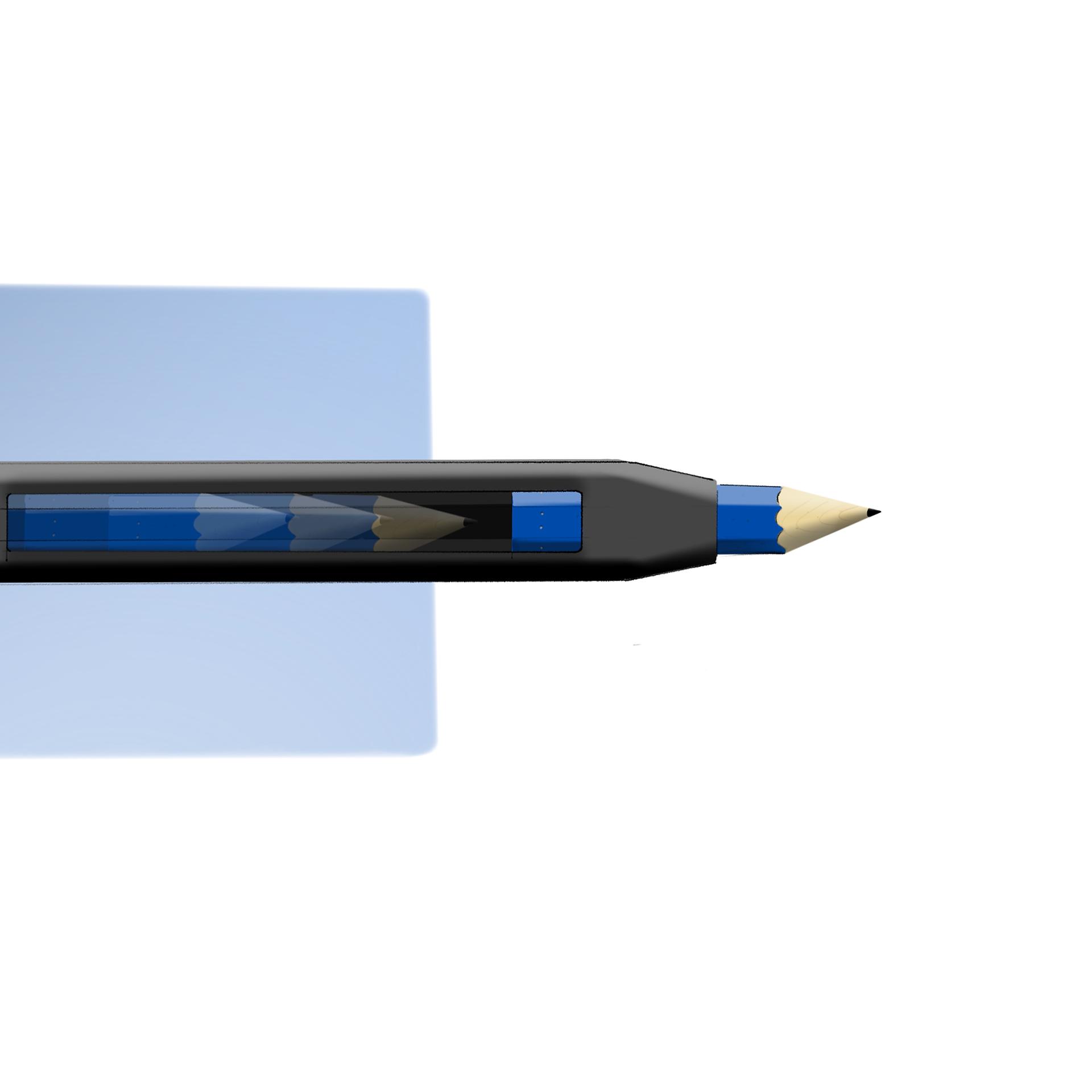 Sleek- Pencil Extender