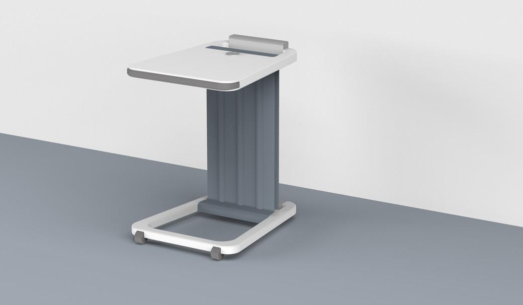 keyshot all for imeges-radiator stand 3.