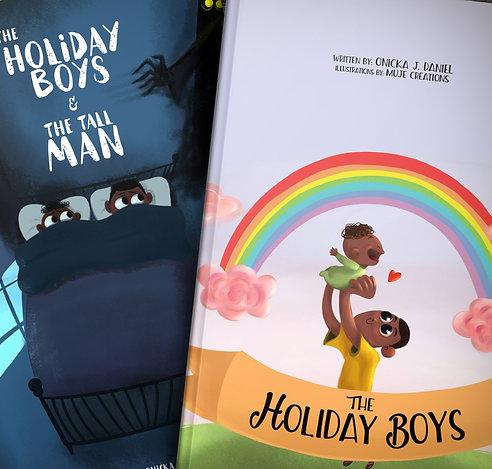 The Holiday Boys, The Holiday Boys & The Tall Man