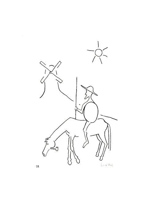 The Age of Quixote (£28)
