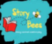 Story Bees logo
