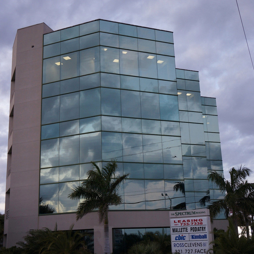 Exterior of 200 S. Harbor City Blvd., Melbourne, FL | Florida Commercial Property, Buildings, and Office Space Leasing
