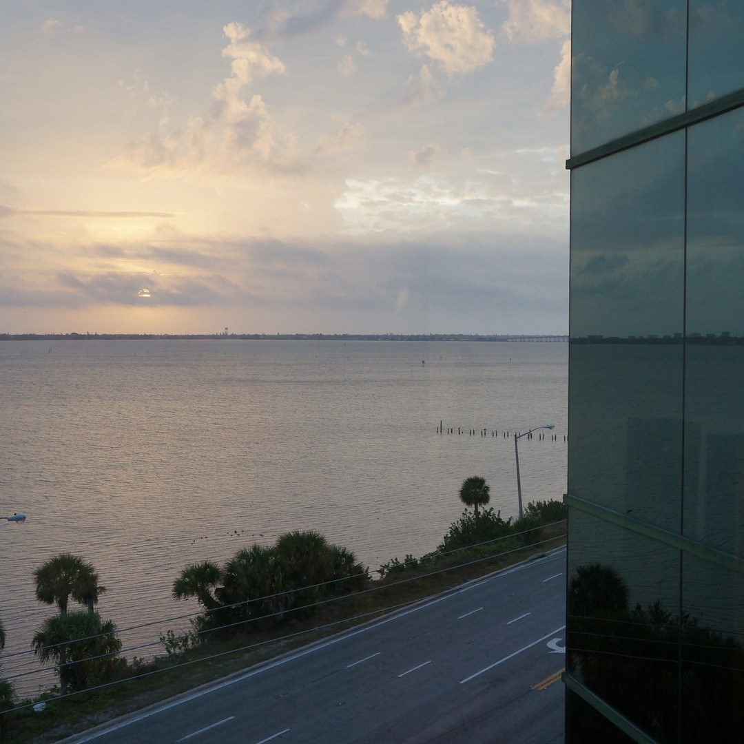 Office View of 200 S. Harbor City Blvd., Melboure, FL | Florida Commercial Property, Buildings, and Office Space Leasing