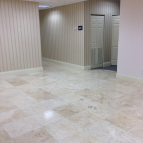 The 2001 Building Interior Hall | 2001 9th Ave., Vero Beach, FL | Florida Commercial Property, Buildings, and Office Space Leasing | Cardinal Property Management