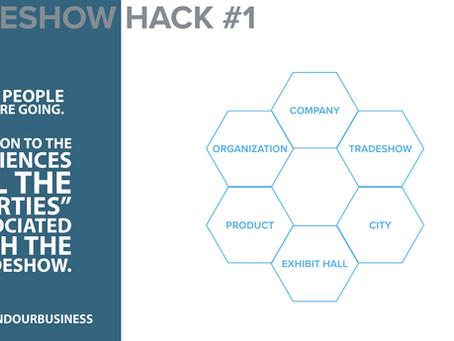 Tradeshow Hack #1   Twitter Part 2.