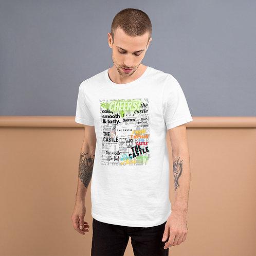 Cheers Unisex Naughty T-Shirt