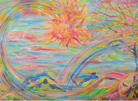 南の島の色と光。林 功のアイランド・リ'ライフ展。
