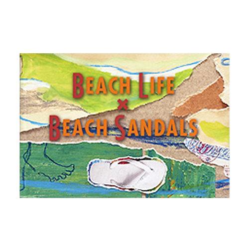 BEACH LIFE x BEACH SANDALS