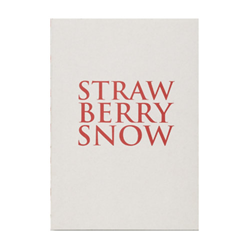 STRAWBERRY SNOW/YVES SUTER