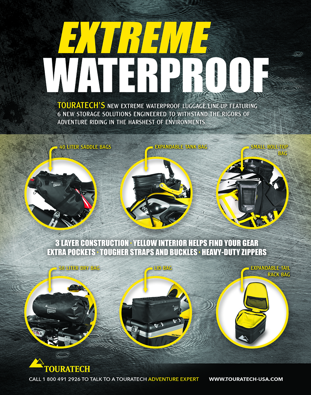 Touratech-Extreme Waterproof BMW