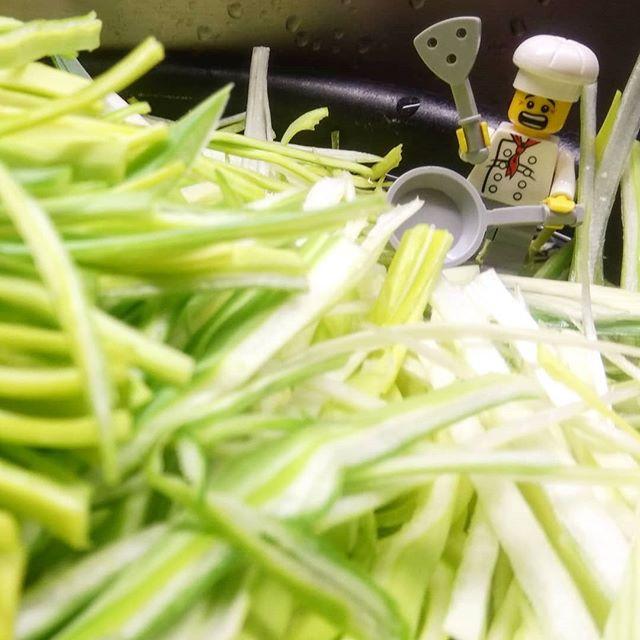 #poireaux #leek #chef #lego #legumes #cu