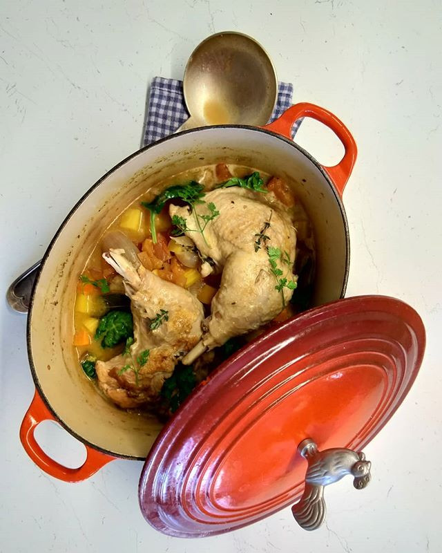 #cocotte #frenchtradition #frenchfood #g