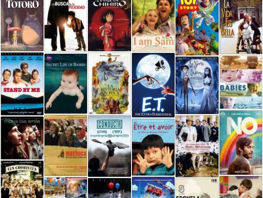 Cine + Infancia + Educación