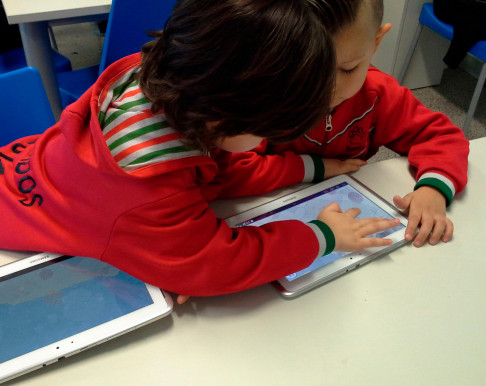 Las TIC en la Educación Inicial