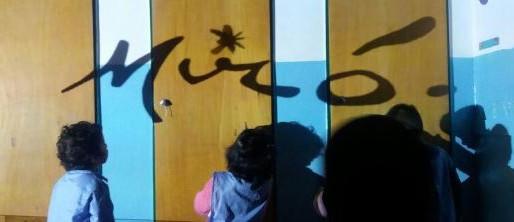 """""""El arte en la sala de 2 años"""""""