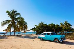 Cienfuegos-car