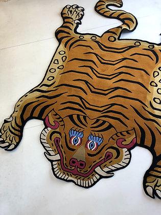 Tibetan Tiger Pelt