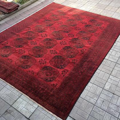 Antique Velvet Afghan