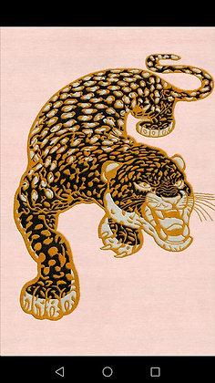 Tibetan Leopard Mats
