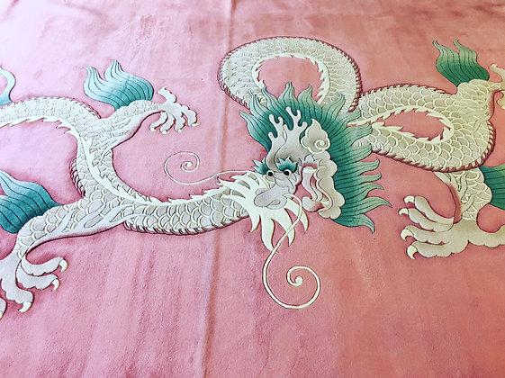 Millennial Pink Dragon