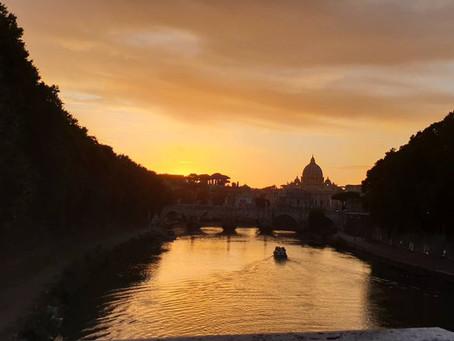 Rome was not built in 1 day. อยากสำเร็จต้องใจเย็นๆ