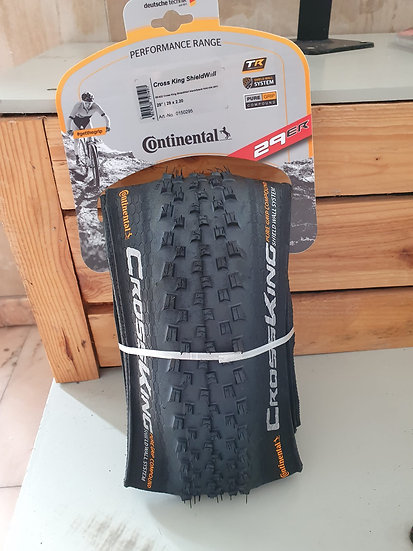 Continental Cross King 29