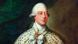 King George III was heaps good at taxes and fancy gold plated stagecoaches - ROYAL FAMILY NEWS