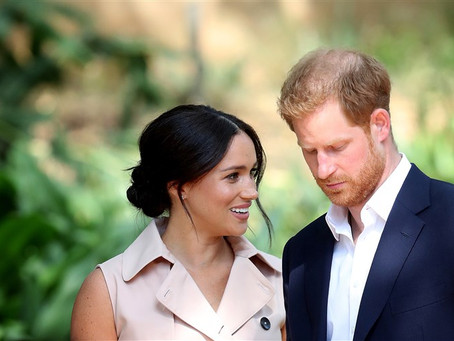 What's next for Harry and Megs - ROYAL FAMILY NEWS