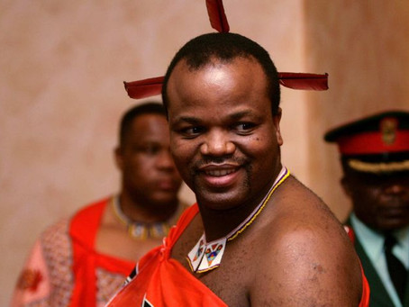 Quick guide on how to be the King of Swaziland