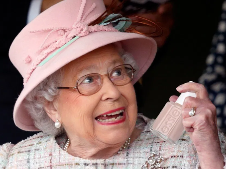 5 nude nail polish colours fit for a Queen
