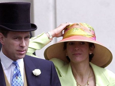 Prince Andrew - Part Two