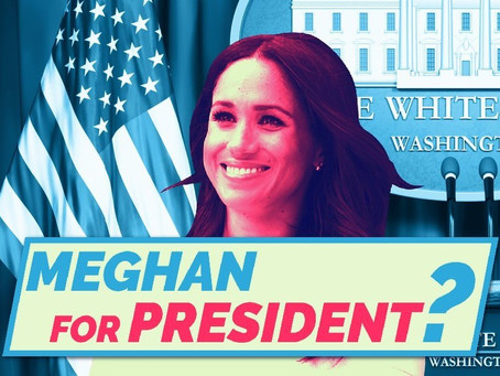 #MegsforPrez Campaign update with Clarky