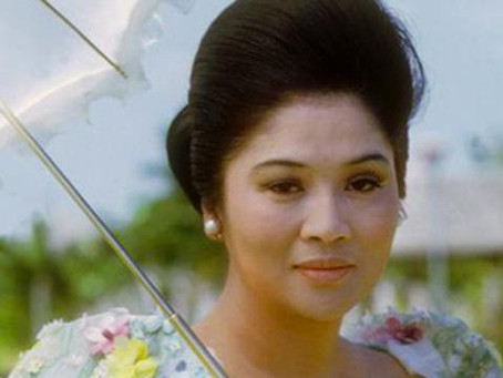 Top 6 Imelda Marcos outfits