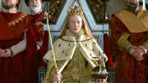 Queen Elizabeth I (the virgin Queen) and secret son Arthur