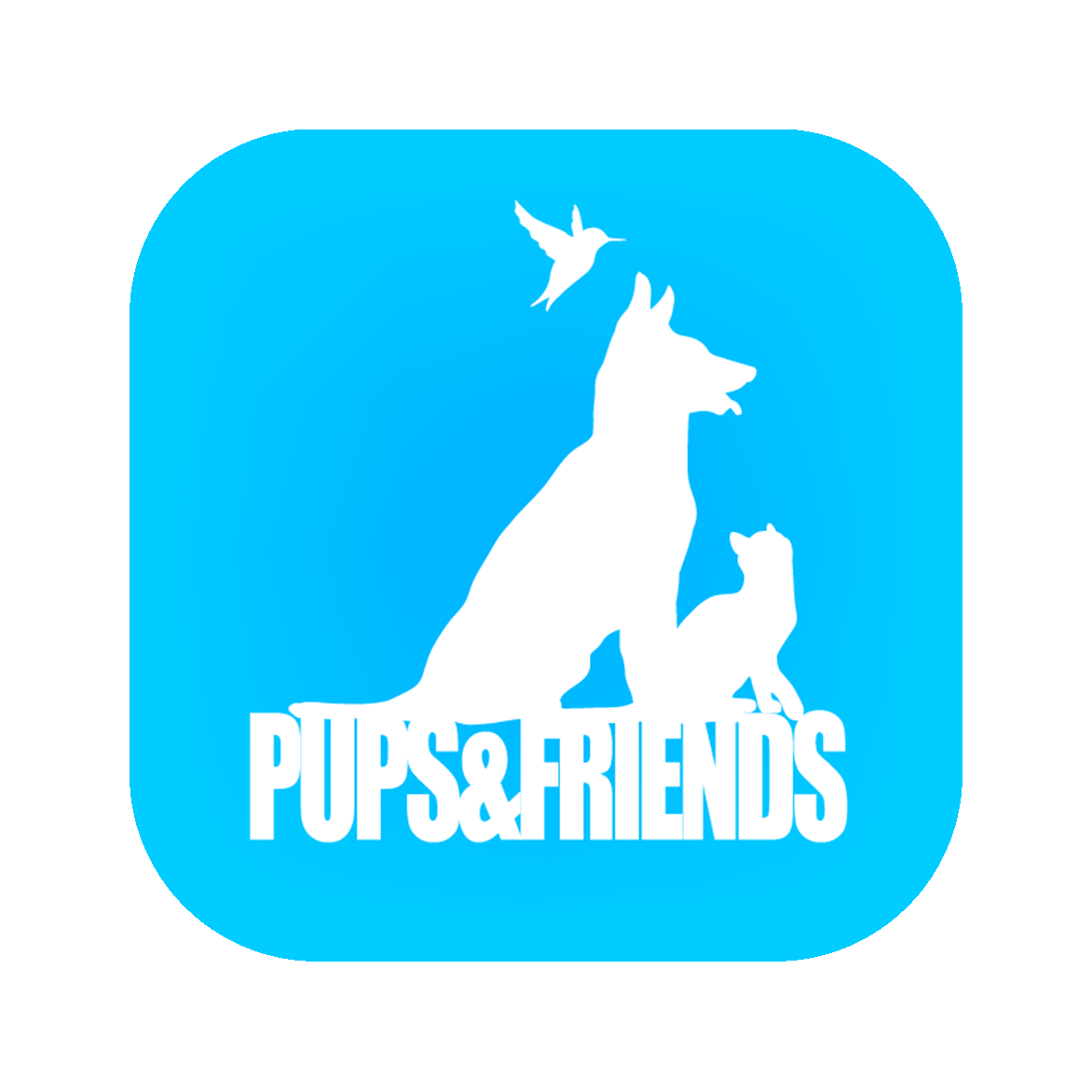 Pups & Friends
