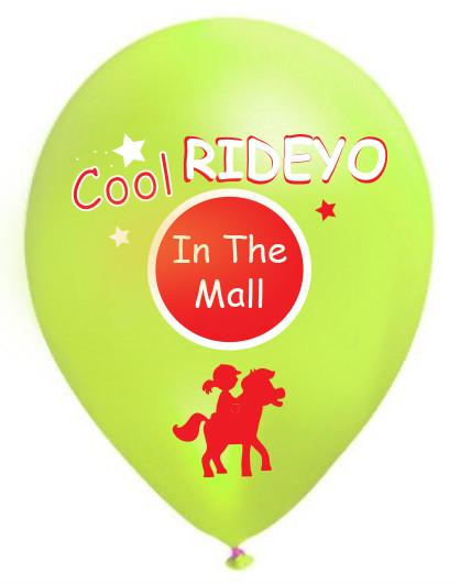 Logo Design For Balloon Print