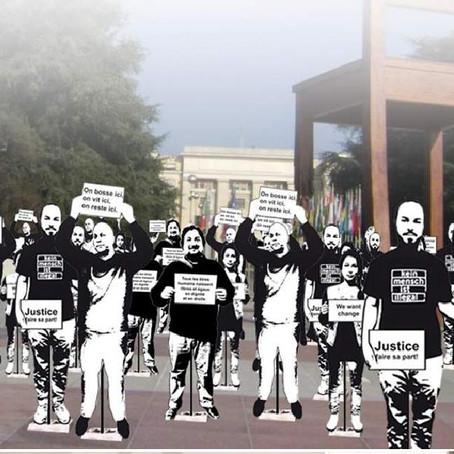 Les Grandes Marches, de Genève à Ouidah
