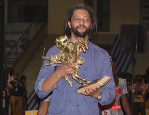 Alain Gomis, lauréat de l'Etalon de Yennenga 2017