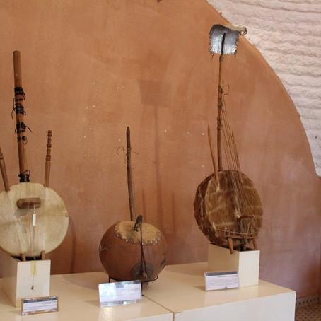 Cartographie de la musique traditionnelle Burkinabè
