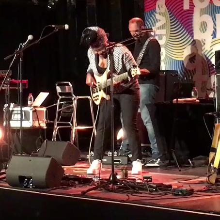 Manou Gallo: La guitare basse de la liberté
